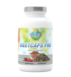 Dieetcaps Pro (60 afslankcapsules)