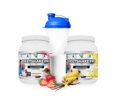 Dieet shake Pro (32 afslank shakes)
