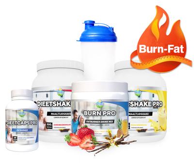 Burn-fat-800-dieet-pakket