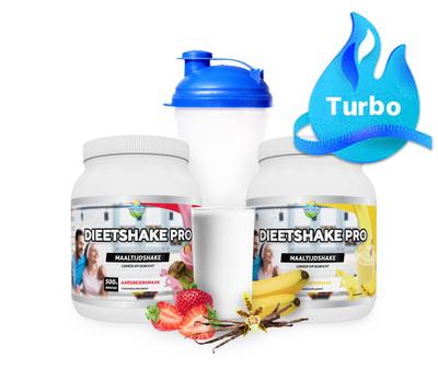 10 dagen turbo dieet