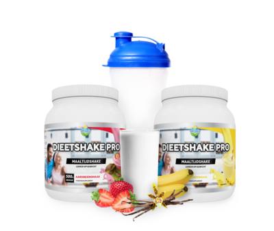 10 dagen turbo shake dieet