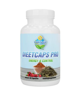 Dieetcaps Pro (60 capsules) 'energy & control'