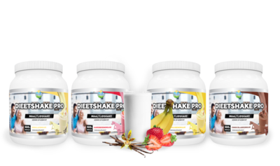 30 dagen shake dieet pakket
