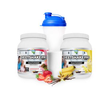 10 dagen turbo shake dieet nieuw